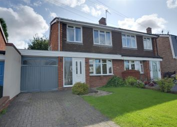Thumbnail 3 bed property for sale in Meadow Glade, Hixon, Stafford