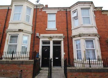 Thumbnail 1 bed flat for sale in Hampstead Road, Newcastle Upon Tyne