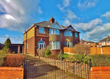 Thumbnail 3 bed semi-detached house for sale in Windsor Drive, Wrexham