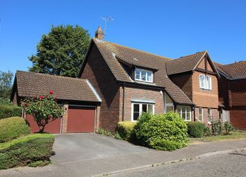 Thumbnail 4 bed detached house for sale in Canterbury Way, Chelmsford