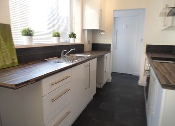 Thumbnail 3 bedroom flat for sale in Victoria Terrace, Bedlington