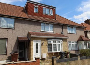 Thumbnail 3 bed terraced house to rent in Becontree Avenue, Dagenham, Essex