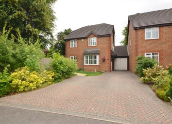 Thumbnail 4 bedroom detached house for sale in Greenside Park, Luton