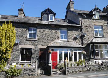 Thumbnail 3 bedroom terraced house for sale in Bainbridge Road, Sedbergh