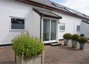 Thumbnail 3 bed terraced house for sale in Carmel, Llanrwst