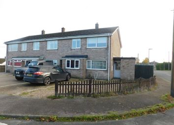 Thumbnail 3 bed semi-detached house for sale in Birch Avenue, Bacton, Stowmarket