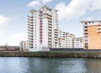 Thumbnail 1 bed flat for sale in Hansen Court, Heol Glan Rheidol, Cardiff