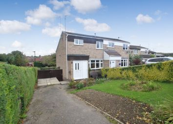 Thumbnail 3 bed semi-detached house for sale in Willow Crescent, Sheffield, South Yorkshire