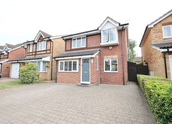 Thumbnail 3 bed detached house for sale in Wychwood Close, Sunbury-On-Thames, Surrey