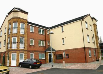 Thumbnail 2 bed flat to rent in Manorhouse Close, Walsall