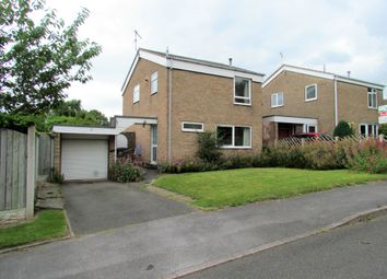 Thumbnail 3 bed detached house for sale in Mill Stream Close, Walton, Chesterfield