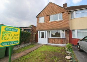 Thumbnail 3 bed semi-detached house for sale in Sparrows Lane, New Eltham
