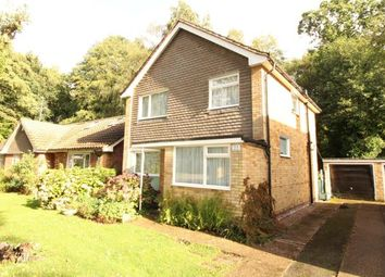 Thumbnail 3 bed detached house for sale in Burnside, Fleet