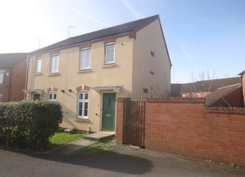 Thumbnail 2 bed semi-detached house to rent in Chivenor Way, Kingsway, Gloucester