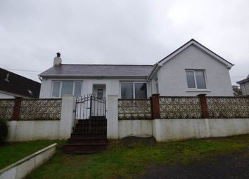 Thumbnail 4 bed bungalow to rent in Penymorfa Lane, Llangunnor, Carmarthen