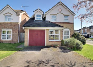 Thumbnail 3 bed detached house for sale in Norwood Road, Cheshunt, Waltham Cross
