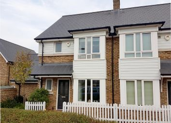 Thumbnail 3 bed end terrace house to rent in Queen Street, Kings Hill