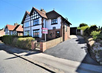 Thumbnail 3 bed semi-detached house for sale in Preston Old Road, Freckleton, Preston, Lancashire