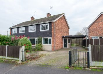 3 bed semi-detached house for sale in Bawtry Close, Selby YO8