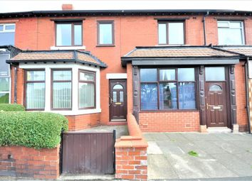Thumbnail 4 bed terraced house for sale in Ansdell Road, Blackpool, Lancashire