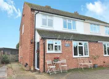 Thumbnail 3 bed semi-detached house for sale in Mill Road, Boxted, Colchester, Essex
