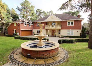 Thumbnail 5 bed detached house for sale in Avon Castle Drive, Avon Castle, Ringwood