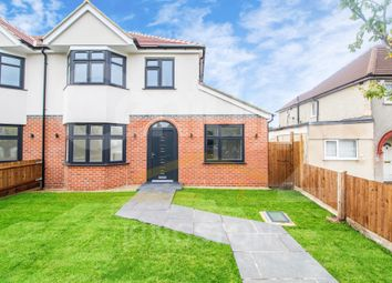 Thumbnail 3 bed semi-detached house for sale in Kingston Road, Epsom, Surrey