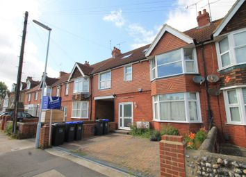 Thumbnail 3 bed flat to rent in Thurlow Road, Broadwater, Worthing