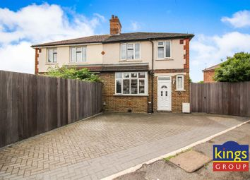 Thumbnail 3 bed semi-detached house for sale in Priors Croft, London