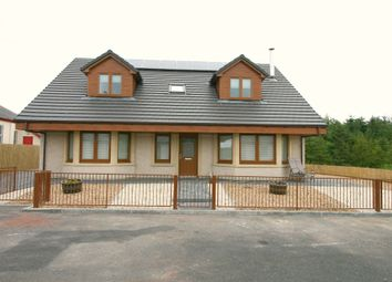 Thumbnail 4 bed detached house for sale in Torbothie, Shotts