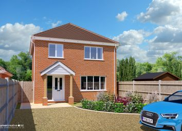 Thumbnail 3 bed detached house for sale in Gelham Manor, Dersingham, King's Lynn