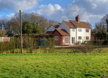 Thumbnail 4 bed cottage for sale in Gull Lane, Framingham Earl, Norwich