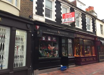 Thumbnail Retail premises to let in Union Street, Brighton