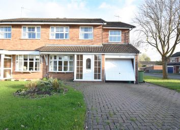 Thumbnail 4 bed semi-detached house for sale in Avonbrook Close, Stratford-Upon-Avon