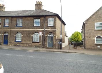 Thumbnail 3 bed end terrace house to rent in Out Westgate, Bury St. Edmunds