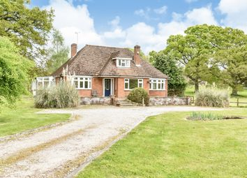 Thumbnail 3 bed bungalow to rent in Dean Croft, Poles Lane, Otterbourne, Winchester, Hampshire