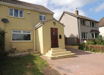 Thumbnail 4 bedroom semi-detached house to rent in Church Road, Wick, Bristol