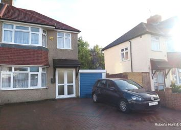 Thumbnail 3 bed end terrace house for sale in Beeston Way, Feltham