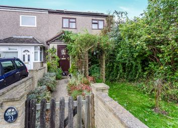 Thumbnail 3 bed end terrace house for sale in Wittering Road, Lordshill, Southampton