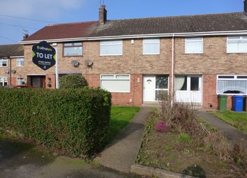 Thumbnail 3 bed terraced house to rent in Barnetby Road, Hull