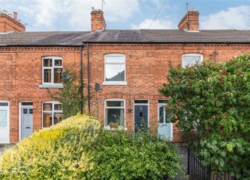 Thumbnail 2 bed terraced house for sale in Wood Lane, Quorn, Loughborough