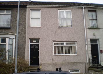 Thumbnail 6 bedroom terraced house to rent in Hanover Street, Mount Pleasant, Swansea
