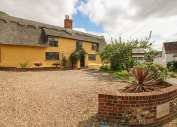 Thumbnail 3 bed detached house for sale in Silver Street, Kedington, Haverhill