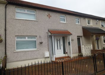 Thumbnail 3 bed terraced house for sale in School Quadrant, Rochsoles, Airdrie