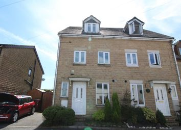 Thumbnail 4 bed property for sale in Apex Close, Burnley