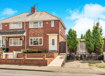 Thumbnail 3 bedroom semi-detached house for sale in Stour Street, West Bromwich