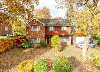 4 bed detached house for sale in Dartnell Park Road, West Byfleet, Surrey KT14