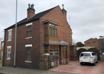 3 bed semi-detached house for sale in Horninglow Road North, Burton-On-Trent, Staffordshire DE13