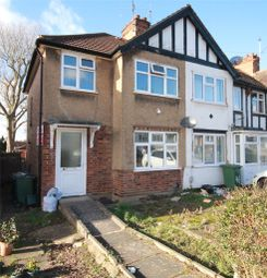 Thumbnail 3 bed semi-detached house to rent in Belsize Road, Harrow
