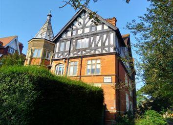Thumbnail 2 bed flat for sale in Tudor Court, 63 Earls Avenue, Folkestone Kent